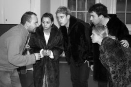 """""""The Lion, the Witch and the Wardrobe"""" Haymarket Theatre (Richard Williams)"""