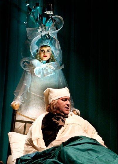 """A Christmas Carol"" Nuffield Theatre (Patrick Sandford)"