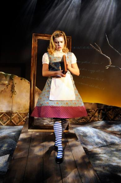 """Alice in Wonderland"" Nuffield Theatre (Russ Tunney)"