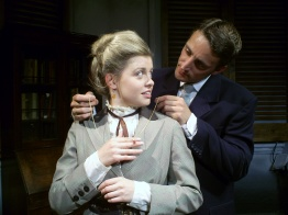 """""""What Every Woman Knows"""" Finborough Theatre (Louise Hill)"""
