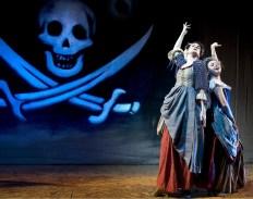 """""""Treasure Island"""" Nuffield Theatre (Patrick Sandford)"""